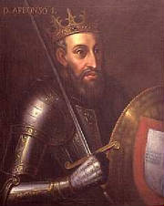 Afonso Henriques - First King of Portugal